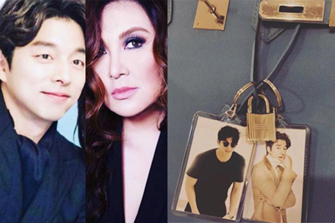 Omoo! 21 Times Sharon Cuneta fangirled over Gong Yoo!
