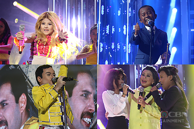 PHOTOS: Your Face Sounds Familiar Kids 2018 - Episode 21