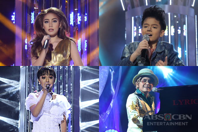 PHOTOS: Your Face Sounds Familiar Kids 2018 - Episode 22