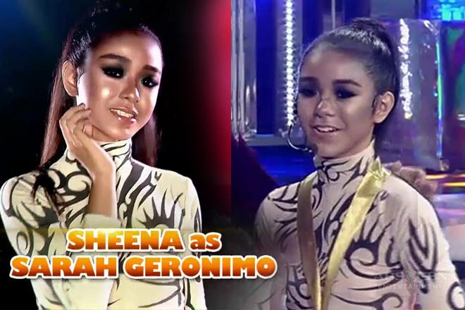 WEEK 1 RANKING: Sheena Belarmino wins as Sarah Geronimo
