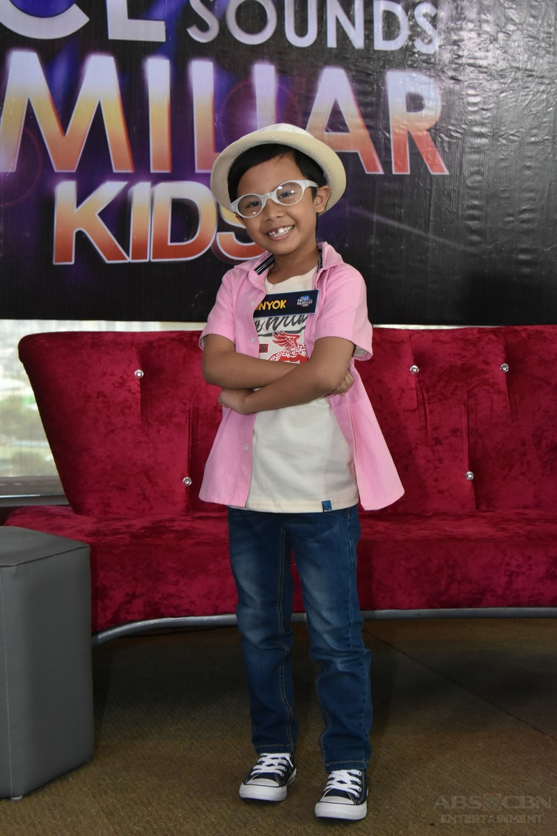 Meet the kid performers of Your Face Sounds Familiar Kids 2018