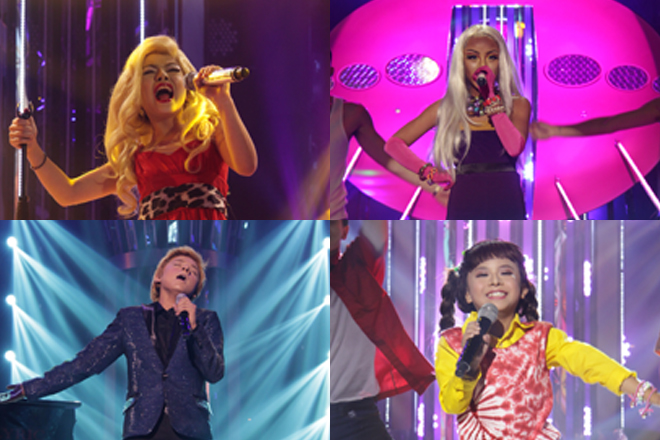 PHOTOS: Your Face Sounds Familiar Kids 2018 - Episode 10