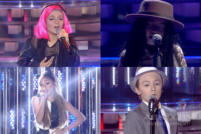 PHOTOS: Your Face Sounds Familiar Kids 2018 - Episode 14