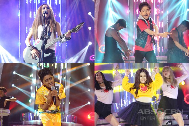 PHOTOS: Your Face Sounds Familiar Kids 2018 - Episode 23