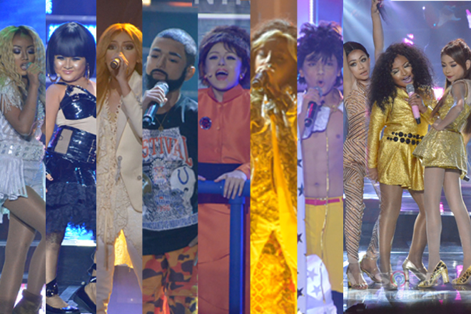 PHOTOS: Your Face Sounds Familiar Kids 2 The Grand Showdown