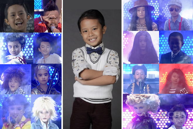 Onyok Pineda and his adorable performances in Your Face Sounds Familiar Kids 2