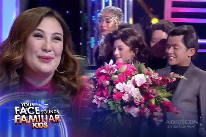 WATCH: Sharon Cuneta celebrates Mother's Day with her YFSF Kids family