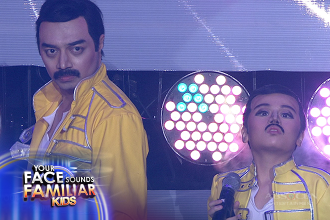 WATCH: Nyoy and Esang wow everyone with their epic performance of