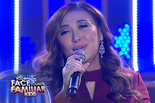 WATCH: Sharon Cuneta serenades everyone with her heartfelt